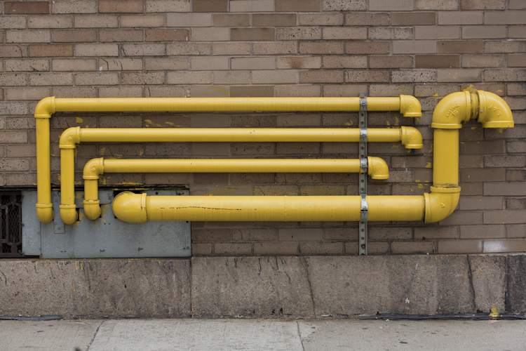 nyc pipes